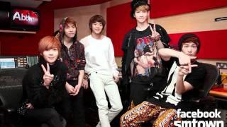 {AUDIO}ll0723 SHINee 'H3LL0' live jpn ver
