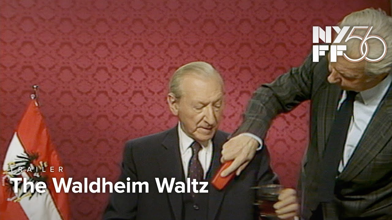 The Waldheim Waltz | Trailer | NYFF56