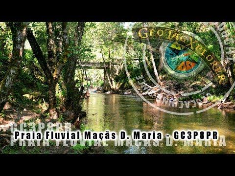 GeoTagXplorer @ Geocaching Na Praia Fluvial De Maçãs D.Maria - Alvaiázere