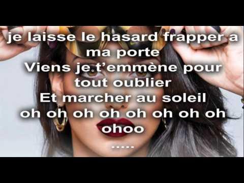 TAL - Marcher au Soleil ( Lyrics )