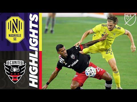 Nashville SC DC United Goals And Highlights
