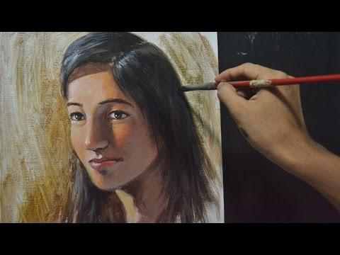 acrylic-painting-lesson---portrait-of-a-woman-by-jmlisondra
