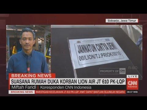 Jannatun Cintya Dewi, Jenazah Pertama yang Berhasil Diidentifikasi telah Dimakamkan Mp3