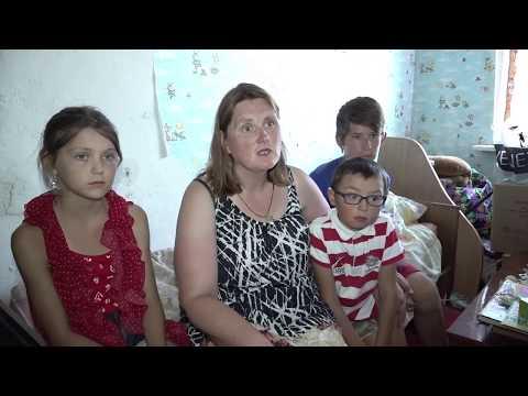 В Балтийске из бывшего военного общежития выселяют семьи с детьми