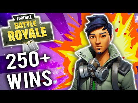 SOLOS! #271 WORLD SOLO RANK || LEVEL 90+ || 250+ WINS! - FORTNITE BATTLE ROYALE!