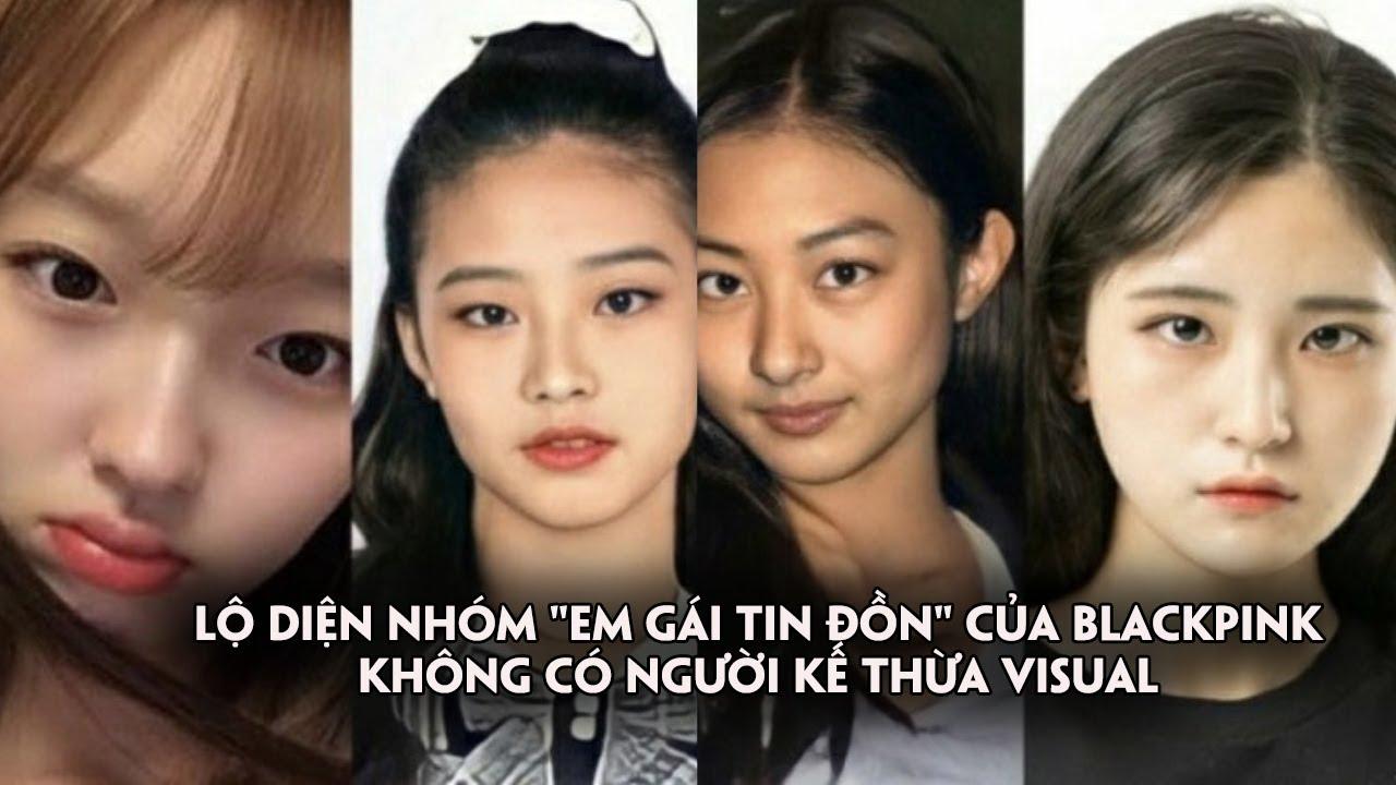 Hé lộ ảnh nhóm nữ YG, không có người kế thừa visual