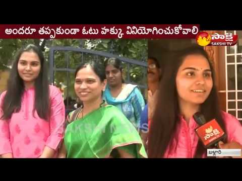 Karnataka Assembly Election 2018: Gali Janardhan Reddy Family Members Face to Face