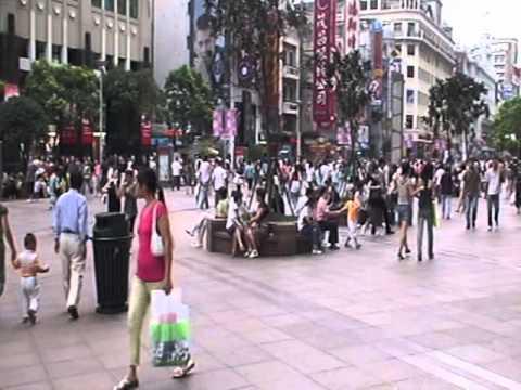 Shanghai Scam-Nanjing Road