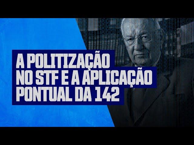 """Bolsonaro compartilha live com Ives Gandra: """"A politização do STF ..."""