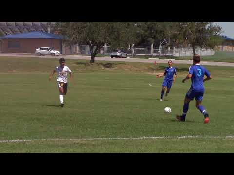Jacksonville College Men´s Soccer x Coastal Bend College 09 09 2017