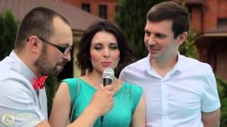 Ведущий.Свадьба Харьков Белгород.Стас Станиславский  Свадьба Андрей и Аня