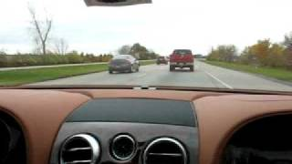 2007 Bentley Continental GT Test Drive Part 2 W12 Turbo