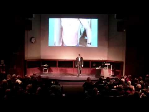 Adam Walker - Speech at the Royal Geographical Society