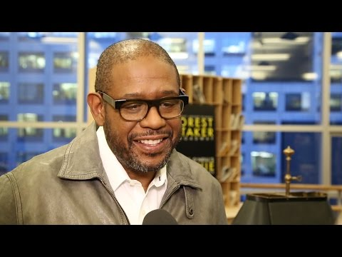 Oscar Winner Forest Whitaker Reveals Why He's Making His Broadway Debut in HUGHIE