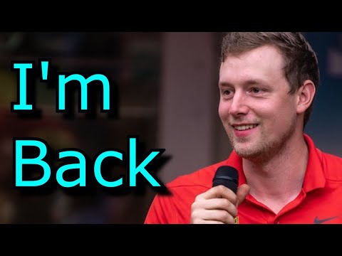 Simon Lizotte Returning To The Disc Golf Pro Tour | The Disc Golf Fans Couldn't Be Happier For Him!