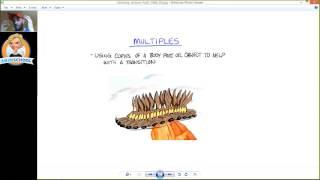 Lecture on smear frames - Jeremy Lazare