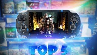 Top 5 Juegos que debes de tener en tu PS VITA!
