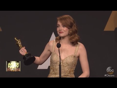 Thumbnail: Emma Stone Reacts to Oscars Best Picture Mix-up | ABC News