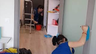 видео клининговая компания уборка квартир