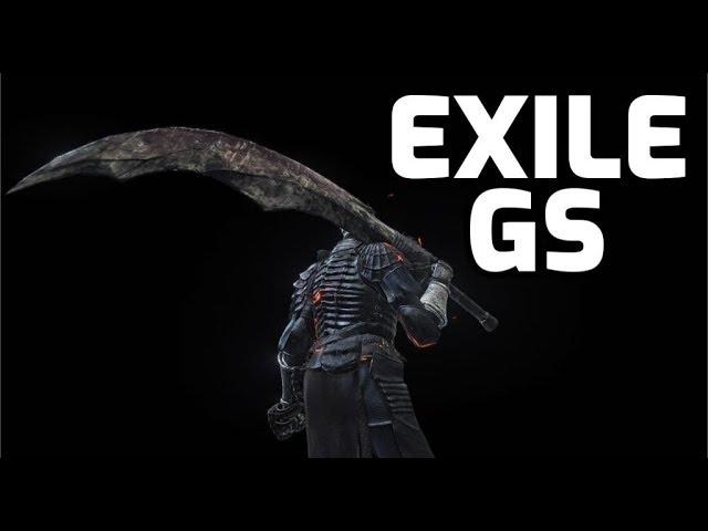 Exile Greatsword Dark Souls 3