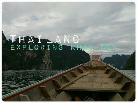 Thailand - Khao Sok National Park - Go Pro
