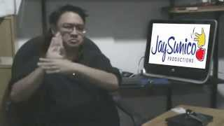 For Filipino Deaf Community, JSP announced about PWD ID for free movies in Q.C. and etc.