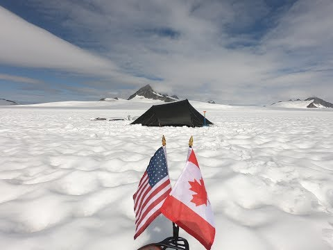 Juneau Icefield Crossing - Juneau, AK / Atlin, BC