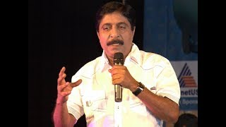 Sreenivasan 39 S Funny Speech About His Two Sons Vineeth And Dhyan