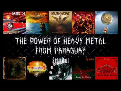 THE POWER OF HEAVY METAL FROM PARAGUAY