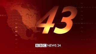 BBC News 24 Countdown 1999 - HD Recreation Mock
