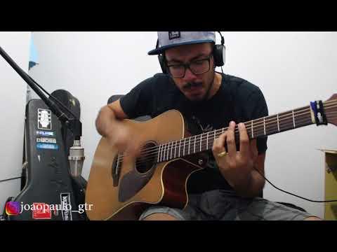 """Violão cover da música """"Amor Da Sua Cama"""" - Felipe Araújo - JP Oira"""
