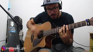 """Baixar Violão cover da música """"Amor Da Sua Cama"""" - Felipe Araújo - JP Oliveira"""