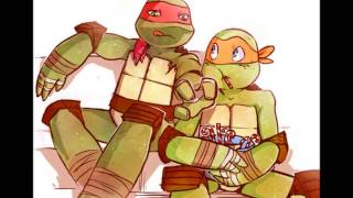 Raphael-I Like it Loud-TMNT