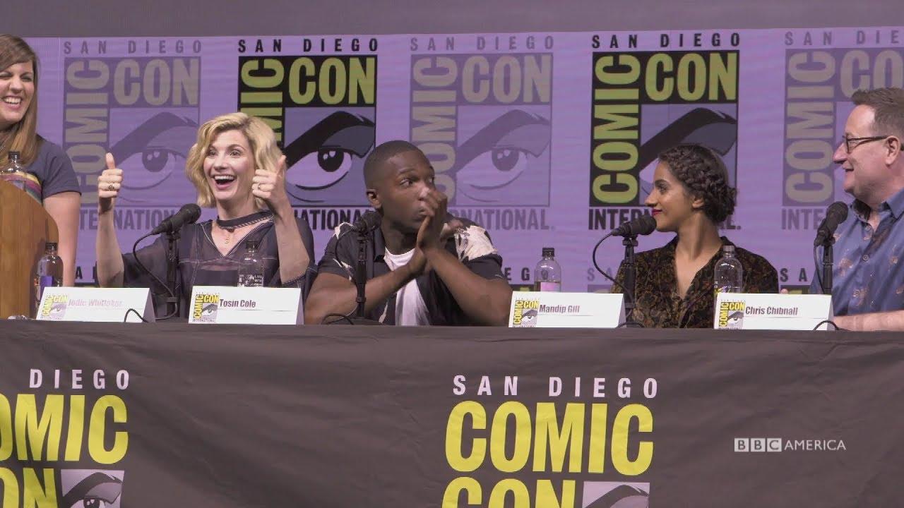 Who is Thirteen? | San Diego Comic-Con 2018 | BBC America