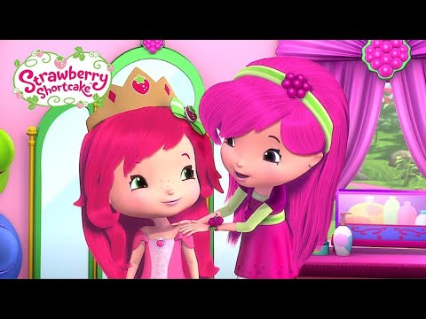 Strawberry Shortcake 🍓 Where The Berry Breeze Blows 🍓 Berry Bitty Adventures The Berry Big Help