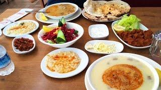 Худеющим не смотреть! Щедроты турецкой кухни (октябрь'2016)