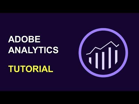 Adobe Analytics Tutorial for Beginners (2018)
