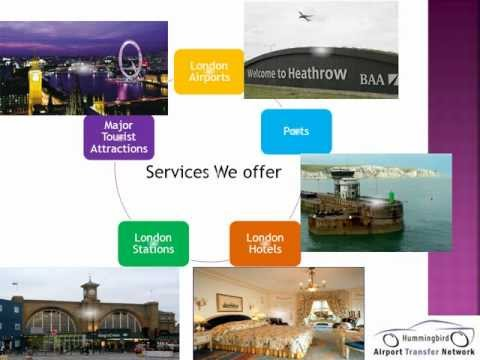 Hummingbird Airport Transfer Network- London Airport Taxi