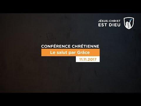 Le salut par Grâce - Evry (Shora KUETU - 11/11/17)