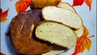 Вкусный воздушный и мягкий домашний хлеб