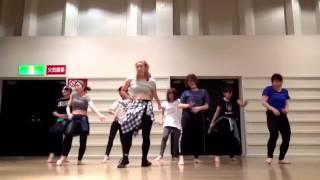 DANCE SPACE Q【AOI/ Girl's HIP HOP】