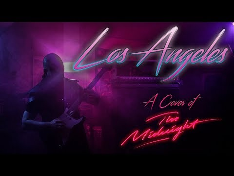 Los Angeles (The Midnight Cover) [OFFICIAL VIDEO]