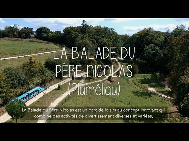 La balade du Père Nicolas - Ma démarche Green Morbihan