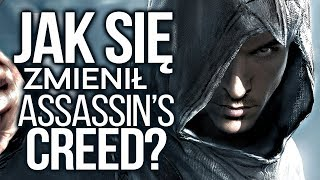 10 LAT tego samego? Assassin's Creed dekadę później