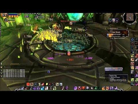Sharm - Warlock Green Fire Quest : Part 1 [EXPLICIT LANGUAGE][World Of Warcraft]