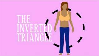 How To Get Jeans That Fit Inverted Triangle Shapes