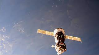 Soyuz MS-09 Hatch Opening - June 8, 2018