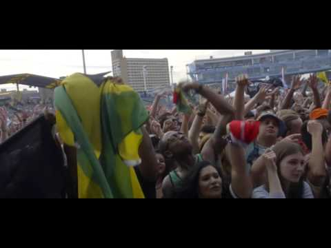 Mad Decent Block Party Live in Kansas City
