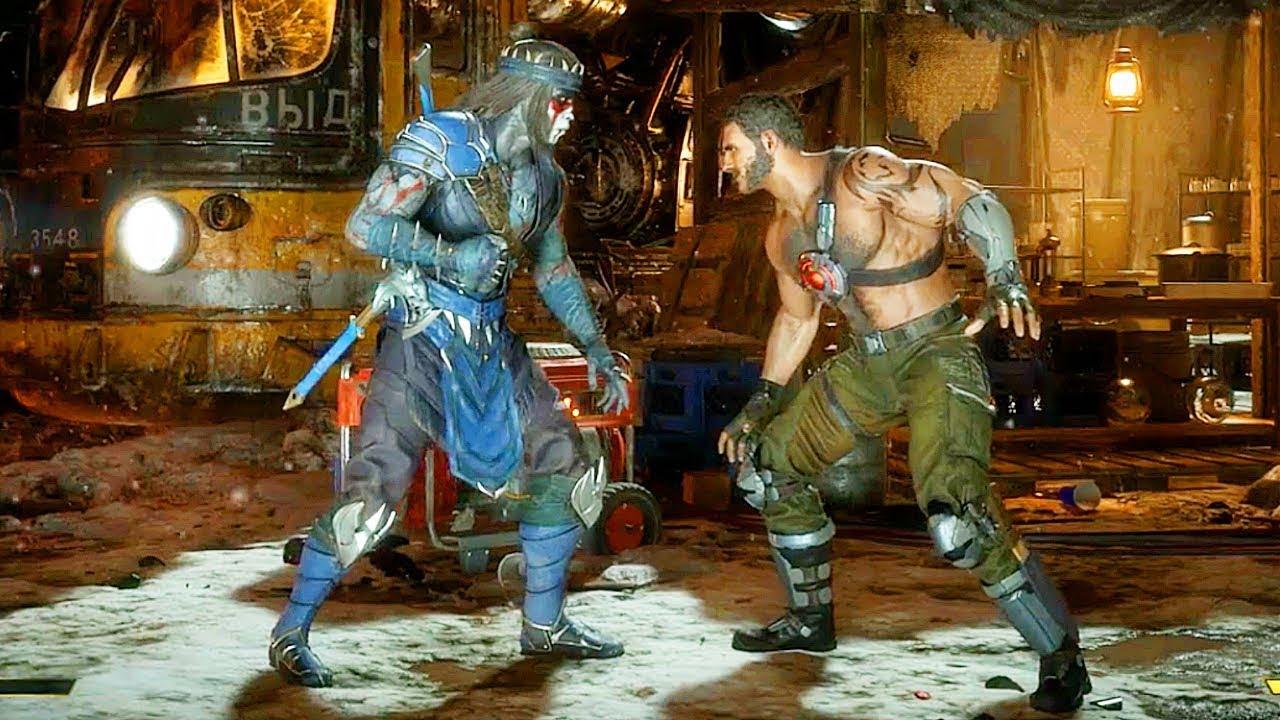 MORTAL KOMBAT 11 Nightwolf Gameplay Walkthrough MK11 thumbnail