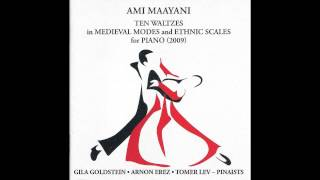 A. Maayani - Waltz No.6 in Aeolian Mode